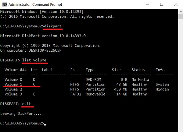 How to fix the Windows boot loader using command prompt
