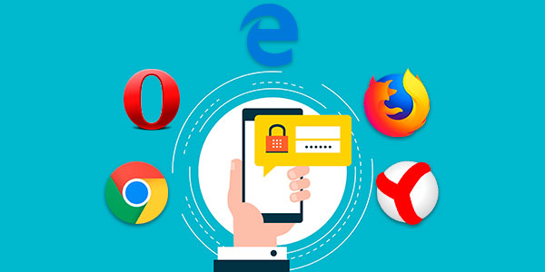 How to view where saved passwords are located in Yandex, Google Chrome, Mozilla FireFox, Opera and Microsoft Edge browsers