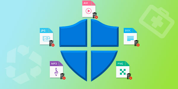 How to recover files deleted by Windows Defender