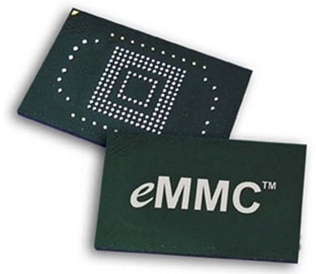 Recovering eMMC Memory