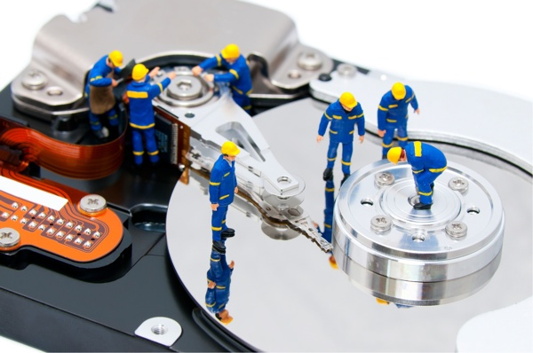 Recovering Partitions on a Corrupted Hard Drive