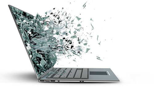 Data Recovery in Laptops