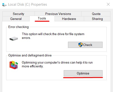 How to partition your hard drive in Windowss