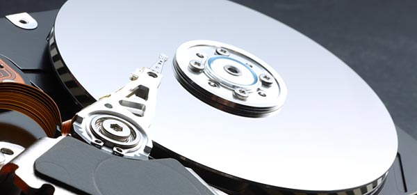 Recovering Data from Raw Disks