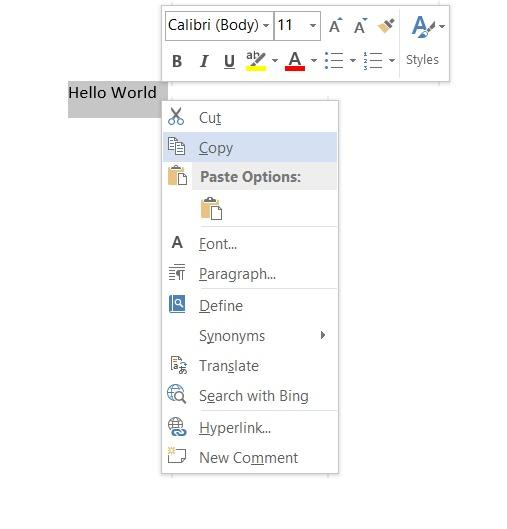 recover damaged Microsoft Word documents