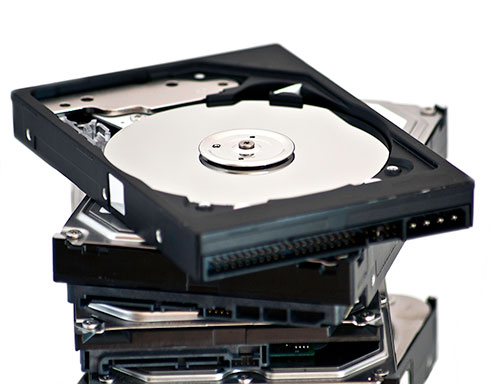 Recovering Data from Failed Hard Drives