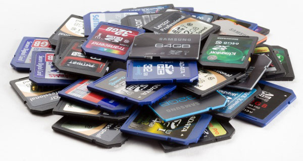 Recovering Data from Fake SD Cards
