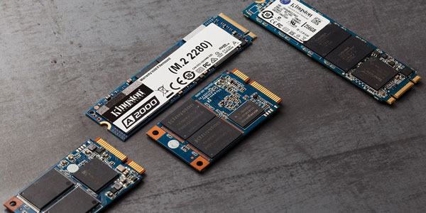 NVMe, M.2 or SATA - what's the difference when choosing an SSD