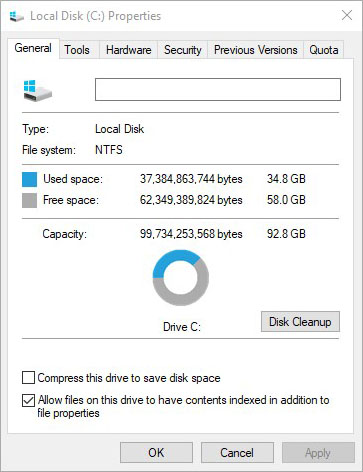 8 ways to free up hard drive space